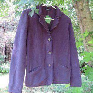 Land's End Fleece Jacket